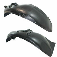 New Set of 2 Front Inner Fender Splash Shield Liner LH & RH Side Fits Saab 9-3