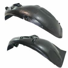 New Set of 2 Front Inner Fender Splash Shield Liner LH & RH Side Fits Saab 9-3
