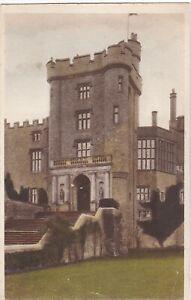 Powys Castle, WELSHPOOL, Montgomeryshire