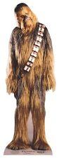 Chewbacca from Star Wars MINI Cardboard Cutout Stand Up Standee Wokiee