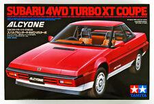 Tamiya 24055 Subaru 4WD Turbo XT Coupe 1/24 scale kit
