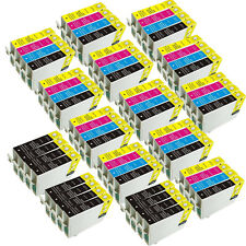60 Ink cartridges for epson stylus S22 SX125 SX130 SX435W SX235W BX305FW Printer