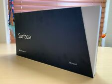 Microsoft Surface RT 64GB, Wi-Fi 10.6in 1516 (Black) with Touch Cover NEW in box
