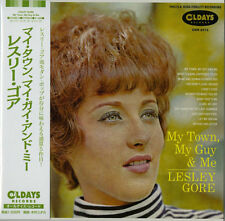 LESLEY GORE-MY TOWN, MY GUY & ME-JAPAN MINI LP CD Bonus Track C94