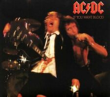AC/DC- If You Want Blood You've Got It [Remaster] (CD, Jul-2003, Epic (USA))