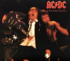 AC/DC Music CDs