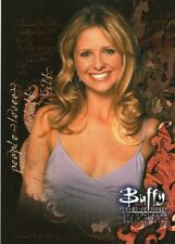 Buffy Season 5: B5-SD2001  Promo Card