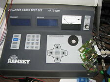 Advanced pager test set APTS-3000 Electrical Test Equipment by RAMSEY