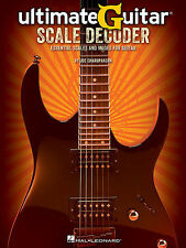 Ultimate-Guitar Scale Decoder - Essential Scales and Modes for Guitar  000696607