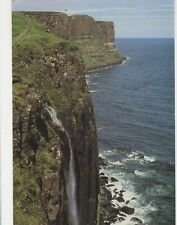 The Kilt Rock Falls Trotternish Peninsula Isle of Skye 1994 Postcard 107a
