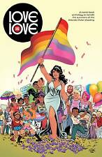 IDW DC Comics Love Is Love Orlando Charity Book 1st Harry Potter Bagged Boarded