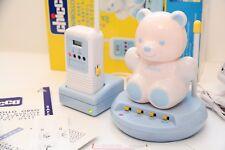 CHICCO Teddy Bear Baby Monitor Wireless Controllo Orsetto Artsana 67845.01 Box