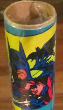 Rare*Original*20-yr.old BATMAN+ROBIN Movie Gift Wrap Paper Roll From 1997!