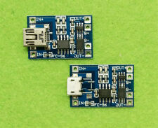2pcs New 1A charging and protection integrated board charging 18650 lithium batt