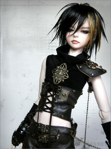 Brand New Resin BJD Homme Ducan With Eyes Free FaceUp DOD Doll