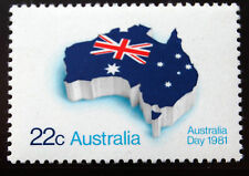 1981  Australia~Australia Day~Unmounted Mint~Stamp Set~ UK Seller~