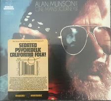 Alan Munson – One Man's Journey: 1972-1979 CD