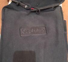 Casella SUPREMA MARINA Tonale Logo Felpa con cappuccio GARANTITI AUTENTICI