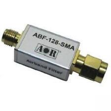 New Apec Radio AOR ABF128SMA VHF Air Band BPF Model from JAPAN F/S