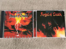 HOBBS' ANGEL OF DEATH - Inheritance/Hobbs' Angel Of Death (s/t self-titled) 2 CD