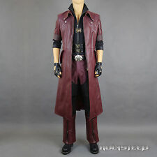 Devil May Cry 4 Dante cosplay DX costume and Shoes