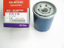 New Genuine Engine Oil Filter 2.0L ONLY OEM For 1995-02 Kia Sportage 0FE3R14302