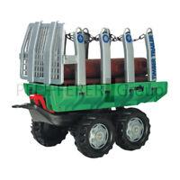Rolly Toys rollyTrailer Timber Trailer Baumwagen
