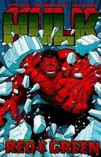 Hulk, Vol. 2: Red & Green by Jeph Loeb