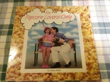 Popcorn recipe cookbook For Popcorn Lovers Only Softcover book by Diane Pfeifer