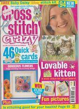 Cross Stitch Crazy - Issue 34 - 2002 - No Free Gift