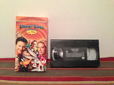 Looney tunes les revoila le film VHS tape & sleeve FRENCH