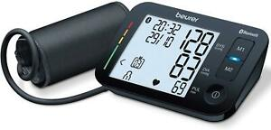 Beurer BM54 Upper Arm Blood Pressure Monitor with Bluetooth and XL Display