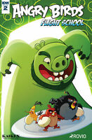 ANGRY BIRDS #2 NM (2017) IDW Comics 1st Print NEW