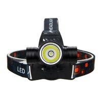 XML-T6 Diving Headlamp Led Portable Light Underwater 100M Rechargeable Lamp