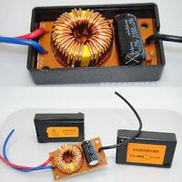 DC 12V Auto Car Stereo Radio Power Wire Engine Noise Filter Suppressor Isolator