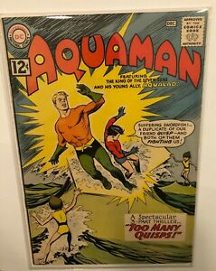 Aquaman # 6 - Ungraded DC Comics Silver Age Beauty - Fine 6.5 Beauty
