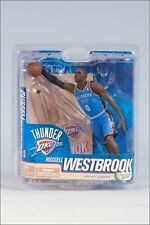 Russell Westbrook Oklahoma City OKC Thunder McFarlane NBA Series 21 Figure