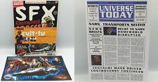 BABYLON 5 : FCD EVENTS UNIVERSE TODAY & IMAGE, SFX 27 (JULY 1997)