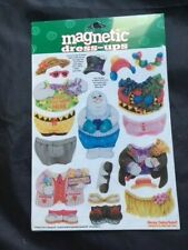 New listing Dress Up Snowman Magnetic Dress-Up. Factory Sealed