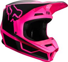 2019 Fox Racing Youth V1 Przm Helmet - Youth Offroad MX Motocross Dirtbike ATV U