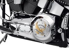 Harley twin cam eagle live to ride derby cover dyna softail touring 25340-99A