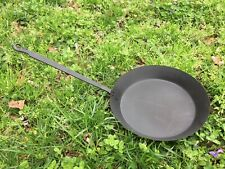 Civil War Reproduction 1860s Hand Forged Fry Frying Pan Campigner Quality