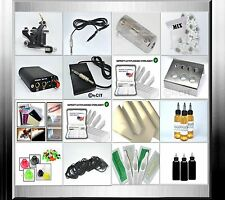 Tattooset (S1 B-Sphinx)  Komplettset Spulemaschine Tattoomaschine Set %B-WARE%