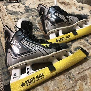 Graf Supra 609 Senior Hockey Ice Skates Size 10 R