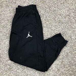 Nike Air Jordan Adult Large Jogger Style Sweatpants Athletic Bottoms Jumpman