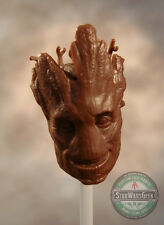 "ML204 Smiling Groot Guardians Custom Cast head sculpt use w/6"" Marvel Legends"
