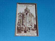 CHROMO PHOTO CHOCOLAT SUCHARD 1934 EUROPE URSS CCCP BAKOU ALI-BAIRAMOVA