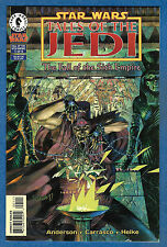 THE FALL OF THE SITH EMPIRE  # 1 (of 5) - Star Wars Tales Of The Jedi 1997 (vf-)