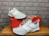 NIKE LADIES UK 5 EU 38.5 AIR MAX BELLA WHITE GREY TRAINERS RRP £70