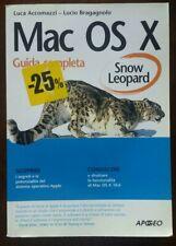 MAC OS X Snow Leopard - L. Accomazzi L. Bragagnolo - Apogeo 2009 MF/1